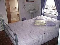 Galaxy Flat Bedroom