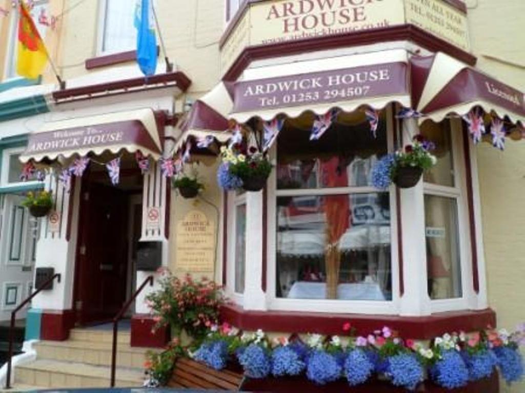 Ardwick House