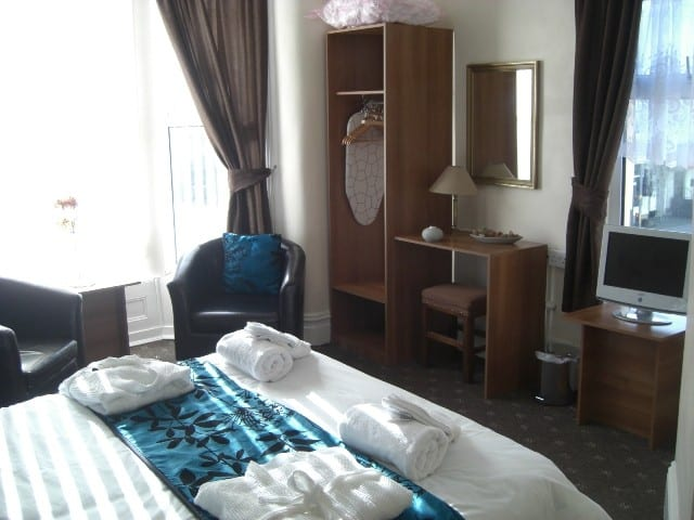blackpool bedroom