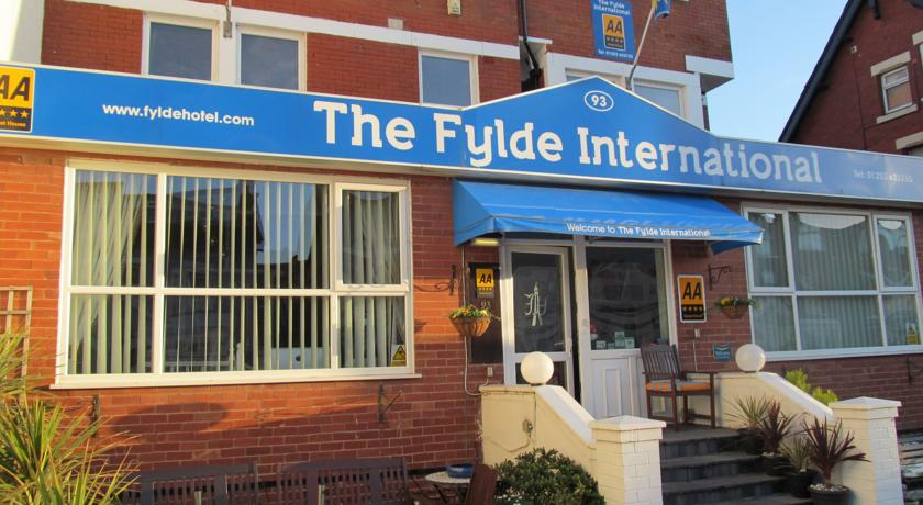 fylde international