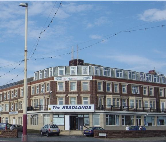 The Headlands Hotel