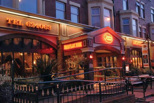 Ruskin Hotel Blackpool Rooms Availability