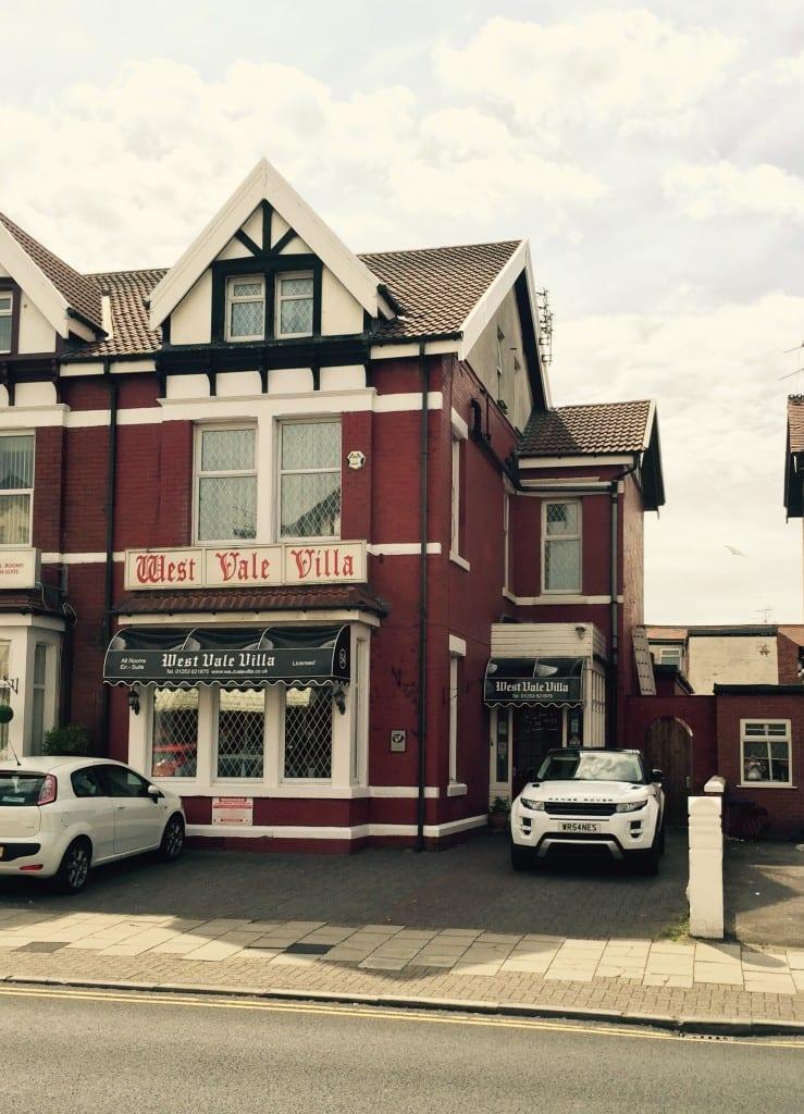 West Vale Villa Hotel