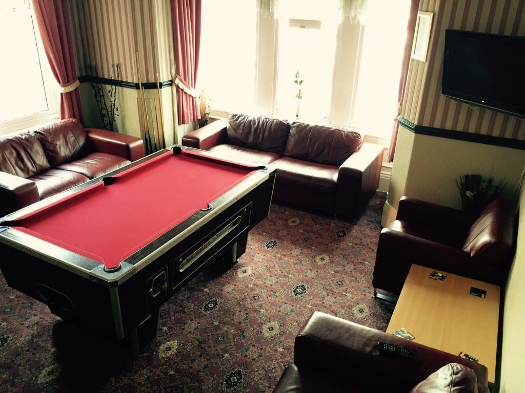 West Vale Hotel Blackpool