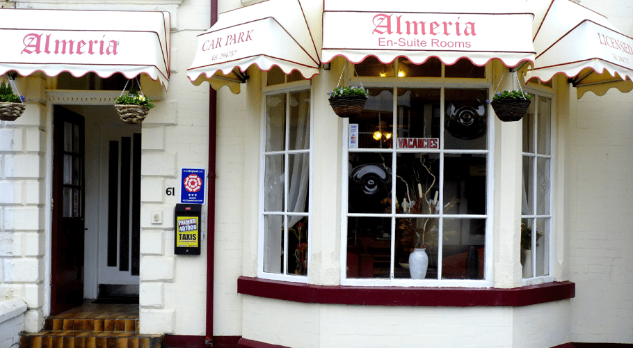 Almeria Hotel Blackpool
