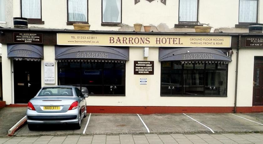The Barrons Hotel